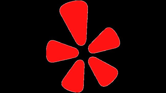 Logo della Yelp