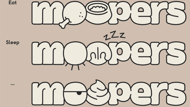 Moopers Nuovo Logo