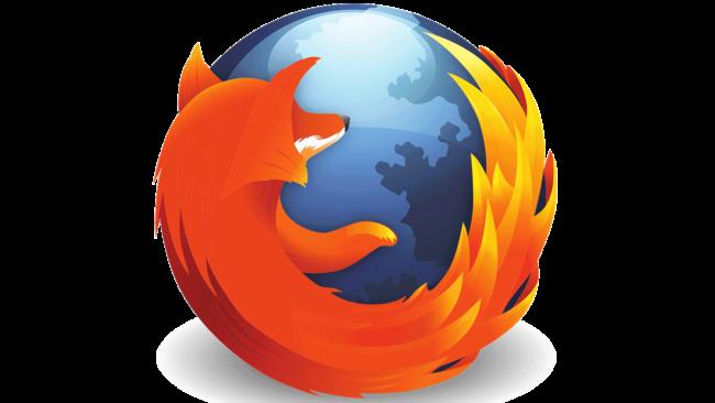 Mozilla Firefox Logo 2009-2013