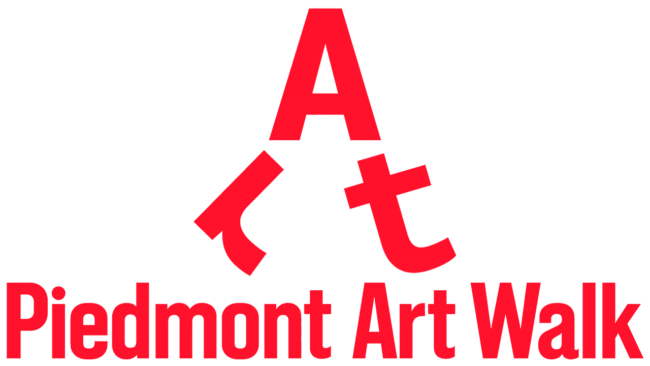Piedmont Art Walk Nuovo Logo