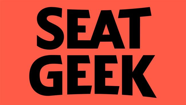 SeatGeek Nuovo Logo