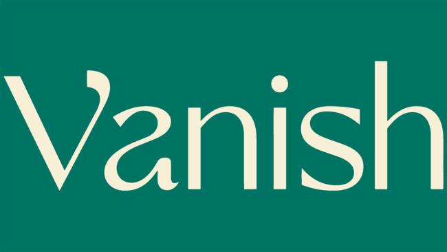 Vanish Nuovo Logo