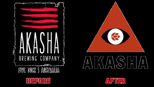 Akasha Prima e Dopo Logo (storia)