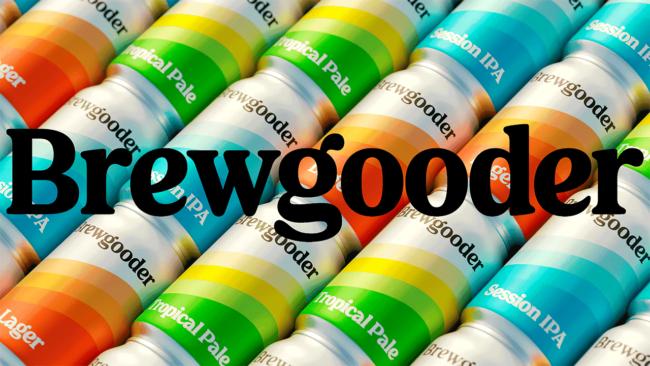 Brewgooder Nuovo Logo
