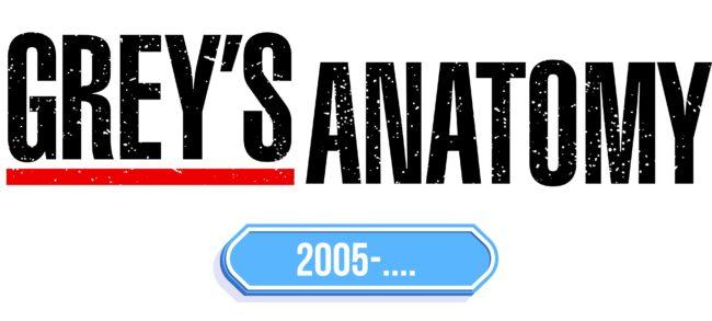 Grey's Anatomy Logo Storia