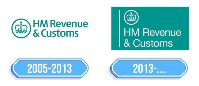 HMRC Logo Storia