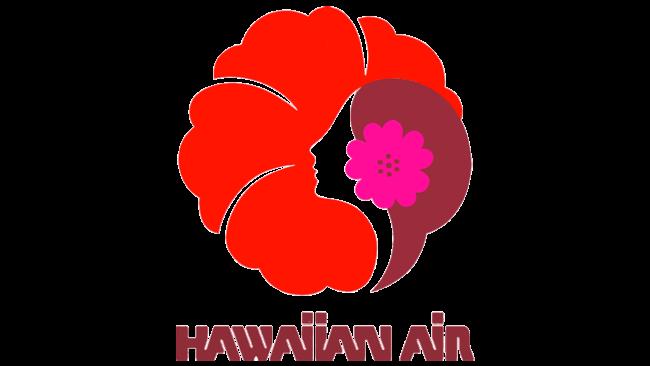 Hawaiian Air Logo 1973-1990