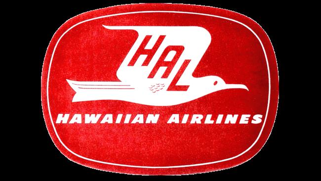 Hawaiian Airlines Logo 1953-1966
