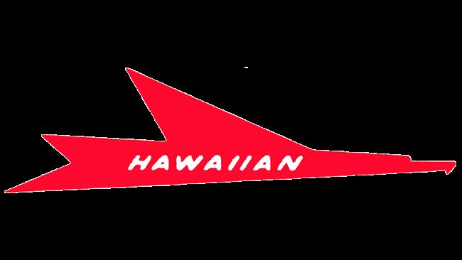 Hawaiian Airlines Logo 1966-1973