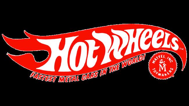 Hot Wheels Logo 1969-1970