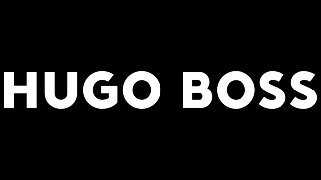 Hugo Boss Nuovo Logo