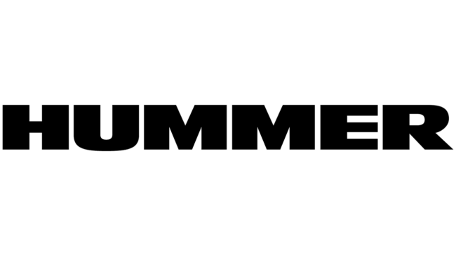Hummer Logo 1992-2010