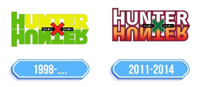 Hunter x Hunter Logo Storia