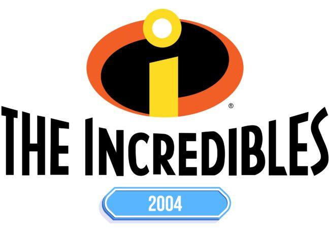 Incredibles Logo Storia