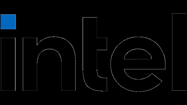 Intel Logo 2020-oggi
