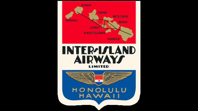 Inter Island Airways Logo 1929-1940