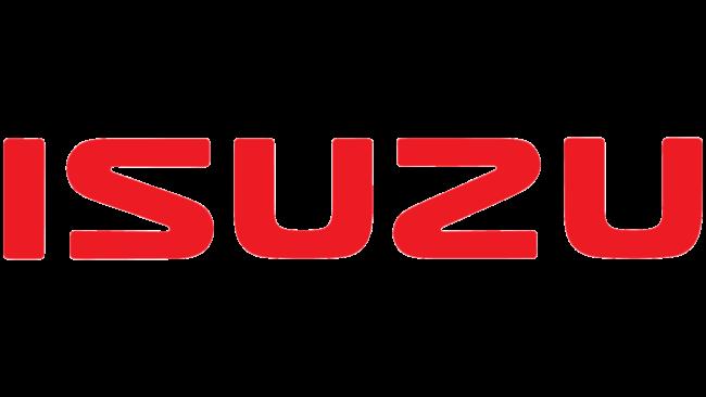 Isuzu Logo 1991-oggi