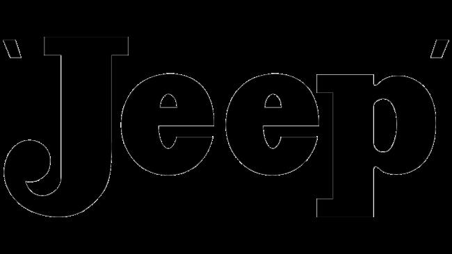 Jeep Logo 1945-1963