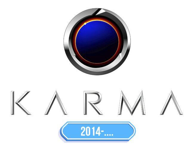 Karma Logo Storia