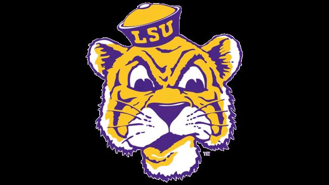 LSU Logo 1955-1966