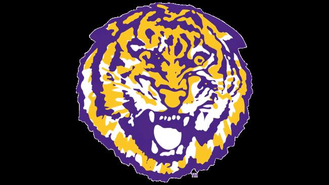 LSU Logo 1972-1980