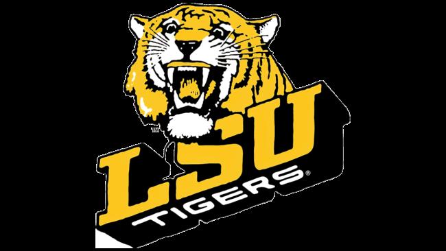 LSU Logo 1980-1989