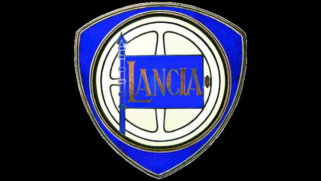 Lancia Logo 1929-1957