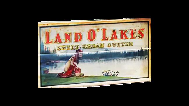 Land O'Lakes Logo 1925-1949