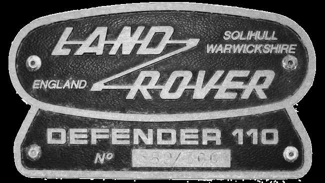 Land Rover Logo 1948-1968