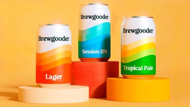 Logo della Brewgooder
