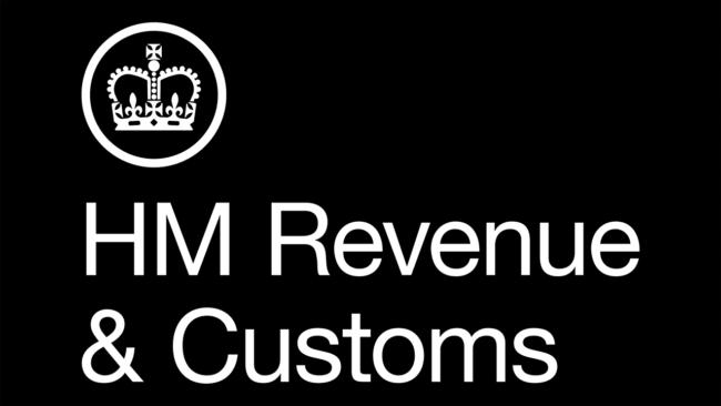 Logo della HMRC