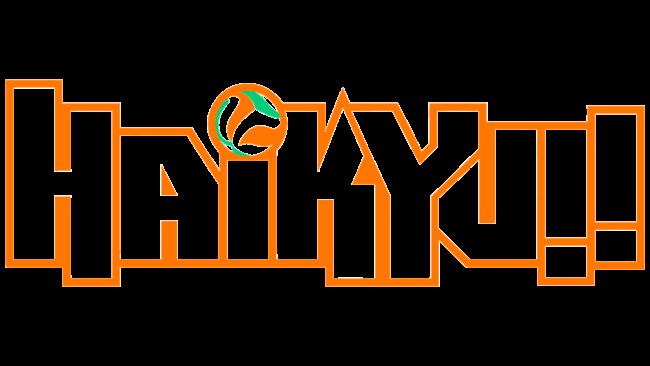 Logo della Haikyuu