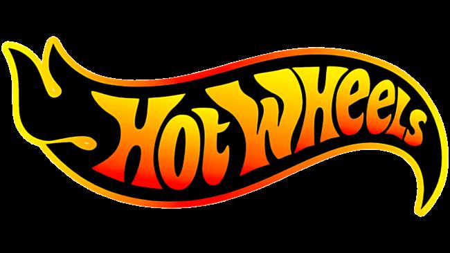Logo della Hot Wheels