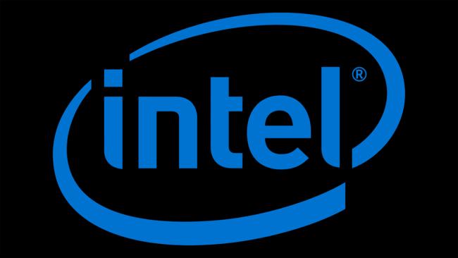 Logo della Intel