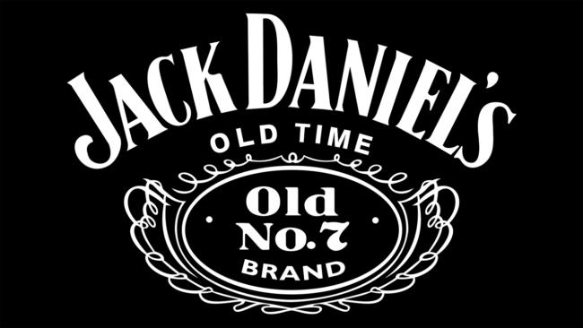 Logo della Jack Daniels