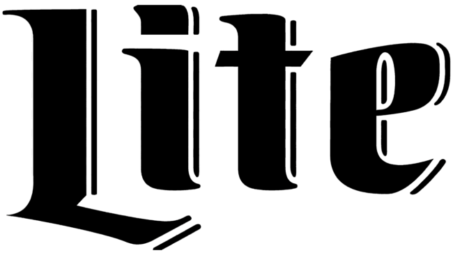 Logo della Lite Beer