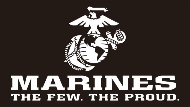 Logo della Marines