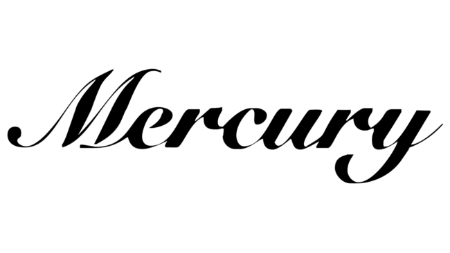 Logo della Mercury