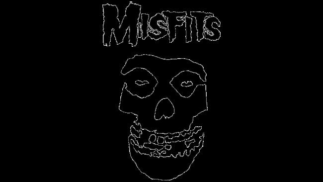 Logo della Misfits