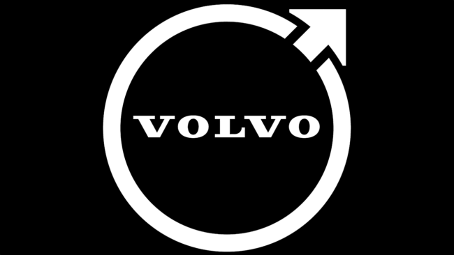 Logo della Volvo