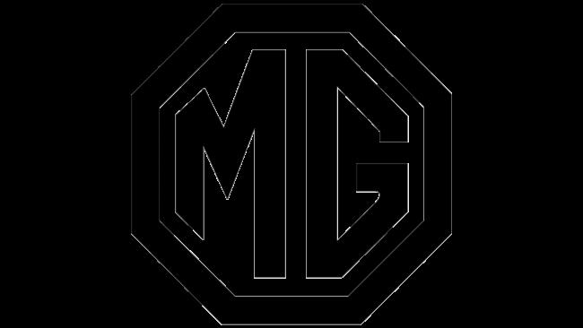 MG Motor Logo 1952-1962