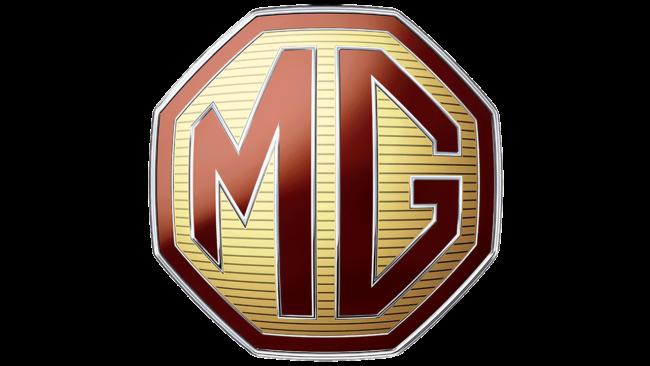 MG Motor Logo 1990-2011
