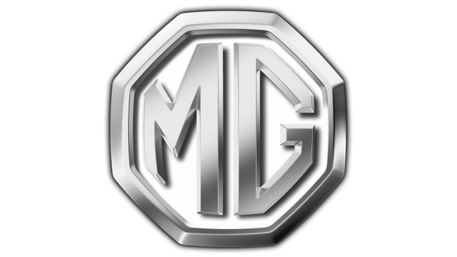 MG Motor Logo 2010-2021