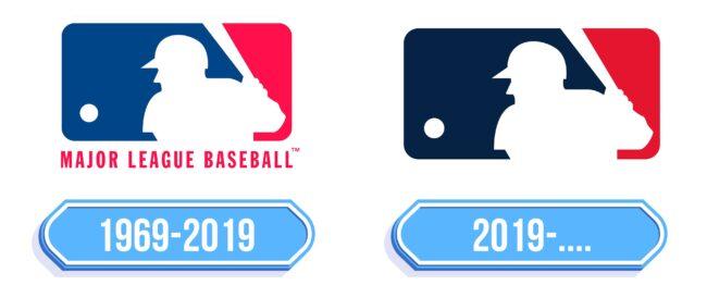 MLB Logo Storia