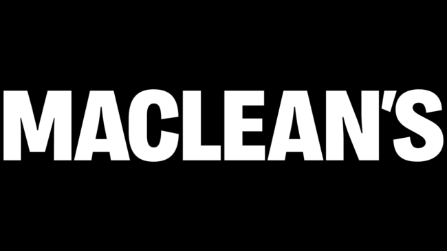 Maclean's Nuovo Logo