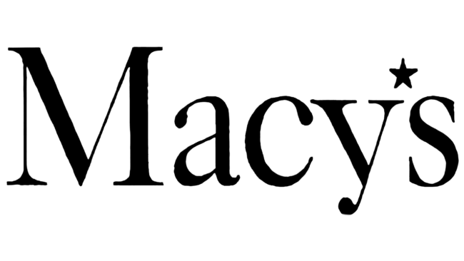 Macys Logo 1948-1986