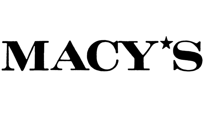 Macys Logo 1961-1970