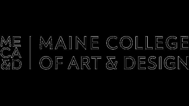 Maine College of Art & Design (MECA&D) Nuovo Logo