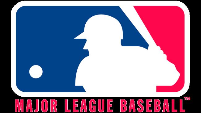 Major League Baseball Logo 1969-2019