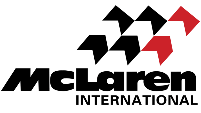 McLaren International Logo 1981-1991